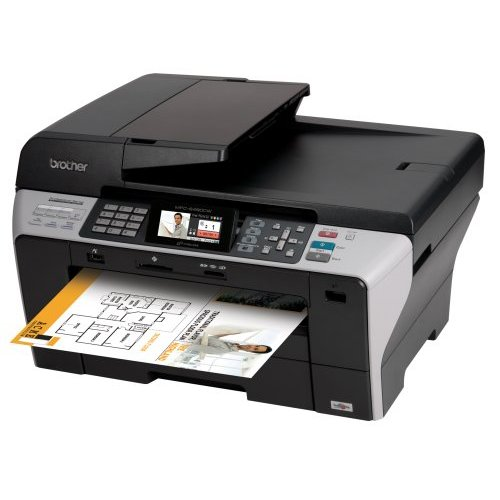 Brother mfc 6490 cw printer troubleshooting for Brother support