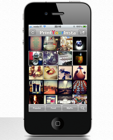 publish instagram app