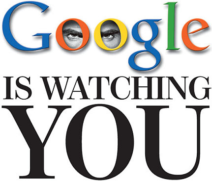 Do You Know What You've Been Revealing to Google about You?