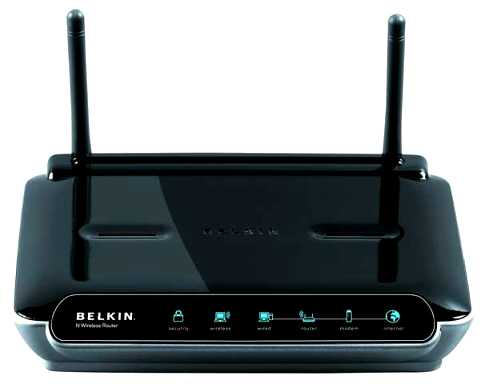 Tips to connect a printer to a Belkin® router