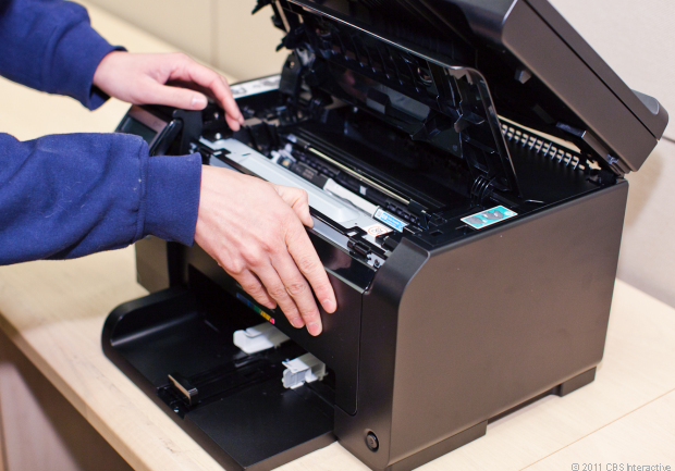 how to fix hp printer in error state