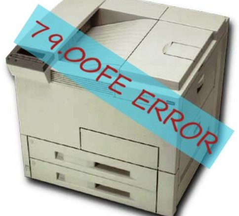 How to Fix 79.00FE Error with HP Printers?