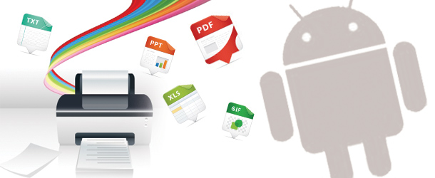 How to Print from Android Smartphone or Tablets Device